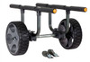 "Heavy Duty Kayak Cart 12"" No Flat Wheels"