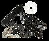 Perception Rudder Kit - Long Pin