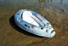 Backwoods Purist 65 - Angle | Western Canoe and Kayak
