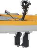 Mirage Lynx 11.0 - Mirage Drive - Papaya Orange    Western Canoeing & Kayaking