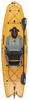 Mirage Lynx 11.0 - Papaya Orange - Top   Western Canoeing & Kayaking
