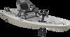 Mirage Lynx 11.0 - Ivory Dune - Angle   Western Canoeing & Kayaking