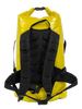 Bigfoot Dry Pack - 100L - Back - Yellow | Western Canoe and Kayak