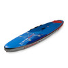 """iGo Deluxe DC 10'8"""" x 33"""" x 6"""" - Angle   Western Canoeing & Kayaking"""
