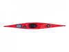Tempest 165 - Red - Top   Western Canoeing & Kayaking