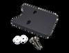 Transducer Mounting Plate for Kayaks   Western Canoeing & Kayaking