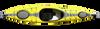 S12 Advantage Recreational - Yellow - Top | Western Canoeing & Kayaking