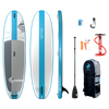 """SHUBU Riptide 10'6"""" x 33"""" - Accessories included in the box 