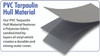 Advanced Frame PVC Tarpaulin Hull Material
