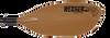 Tybee Hooked brown Blade