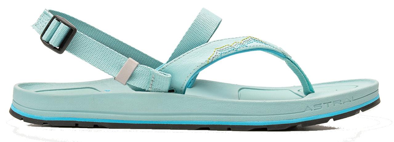 56a46725f6ec Rosa Convertible Sandal - Turquoise Blue