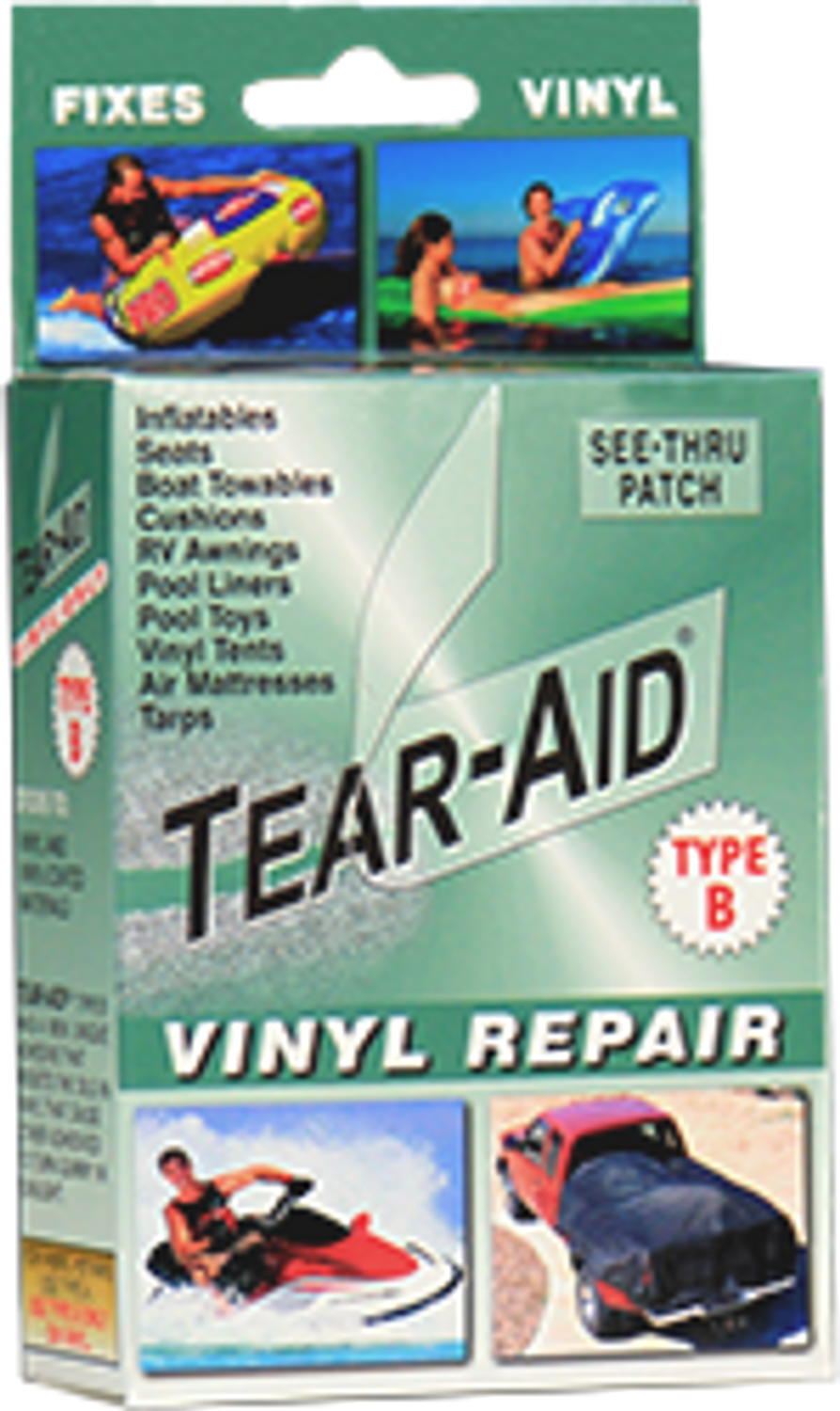 TEAR-AID Green/Vinyl Repair Kit