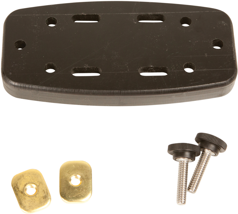 SlideTrax Mounting Plate
