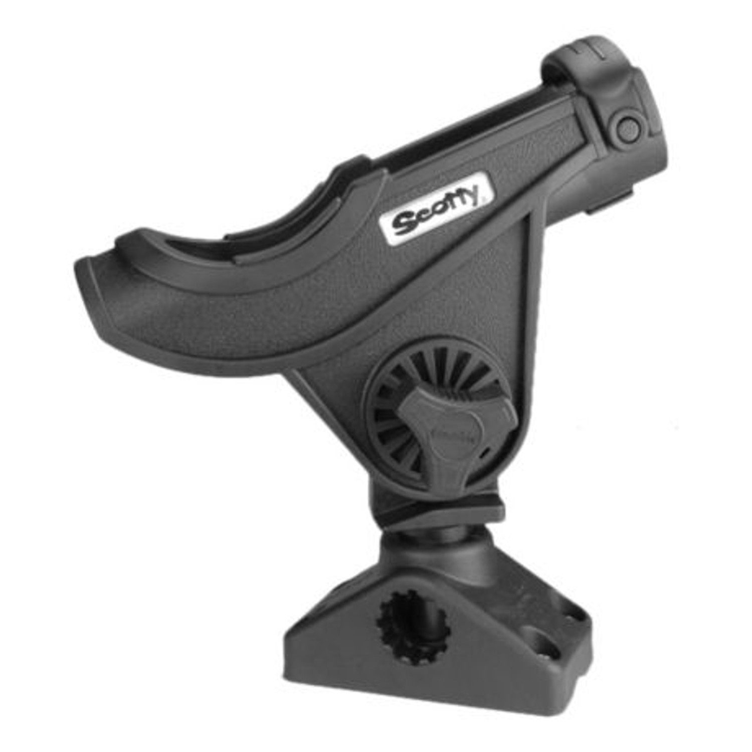 Baitcaster with Side/Deck Mount