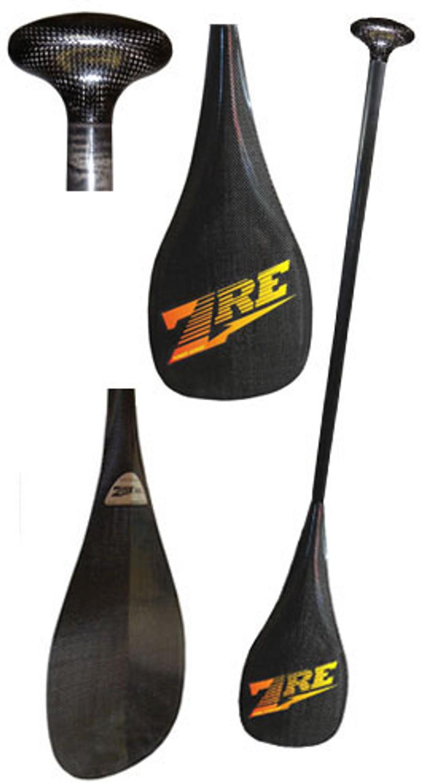 Zaveral Power Surge Medium Weight Canoe Paddle