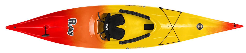 Perception Prodigy XS Kids Kayak  - Sunset