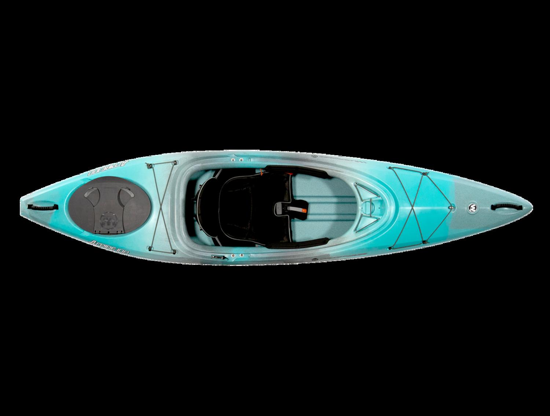 Aspire 100 - Breeze - Top   Western Canoe and Kayak