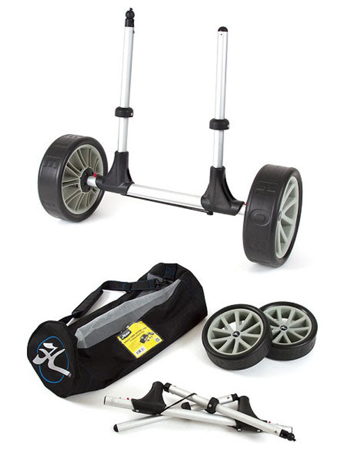 Hobie Fold and Stow Plug-In Cart