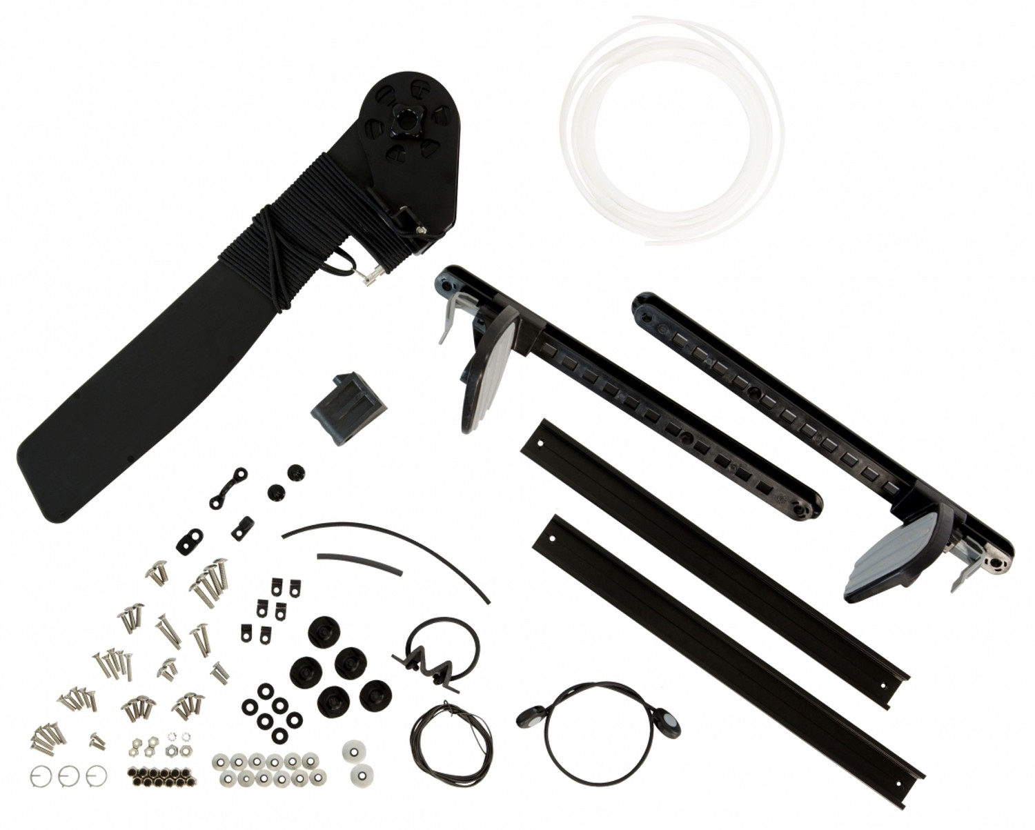 XL Pedal rudder Kit for Solo Kayak