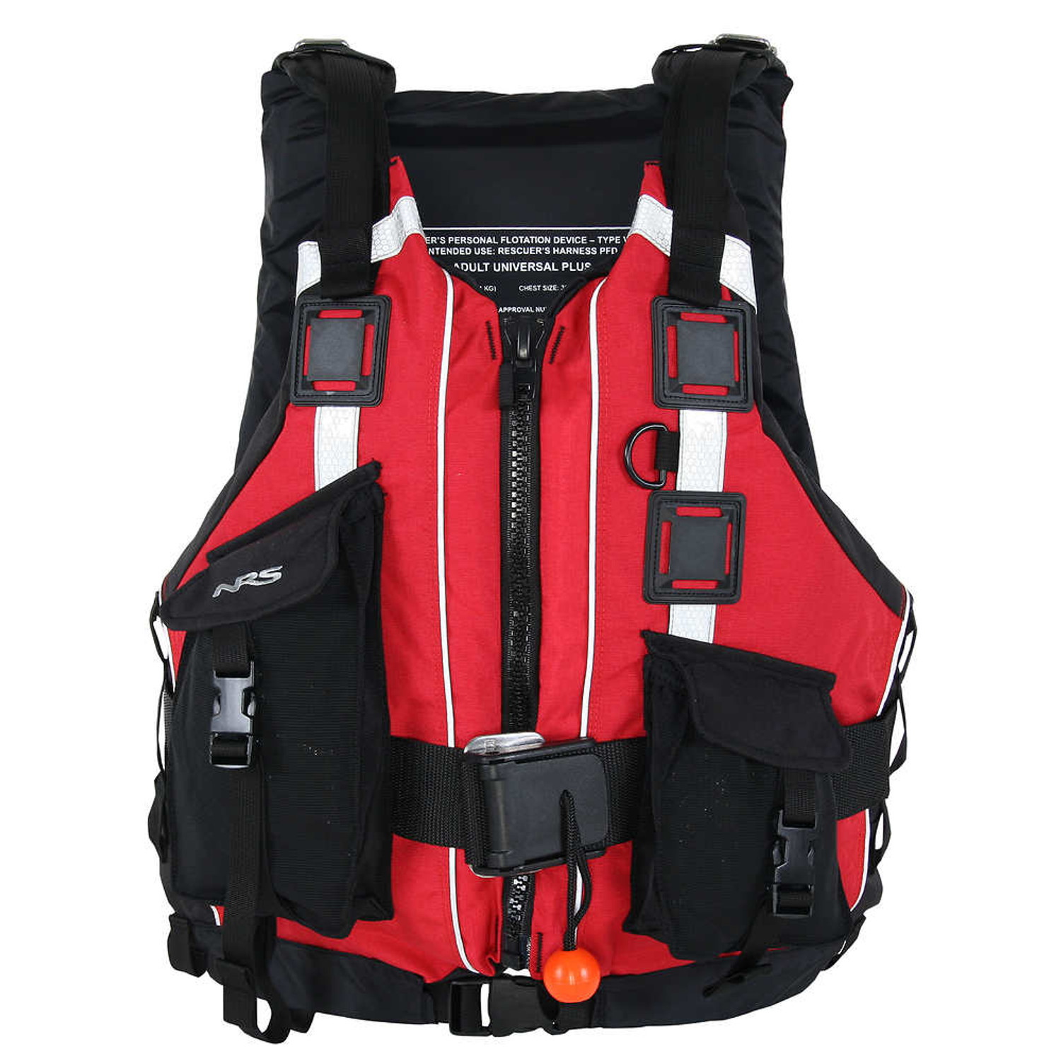 Rapid Rescuer PFD Red Front