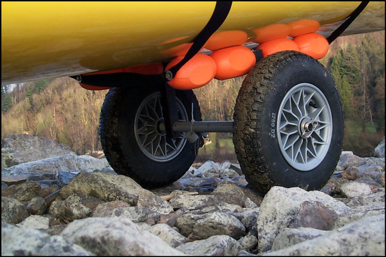 Expedition Canoe Cart 16' Wheel