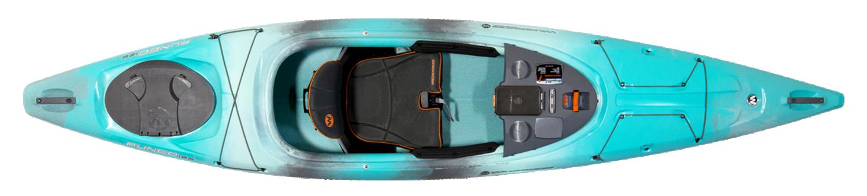 Pungo 125 - Breeze - Top | Western Canoe and Kayak