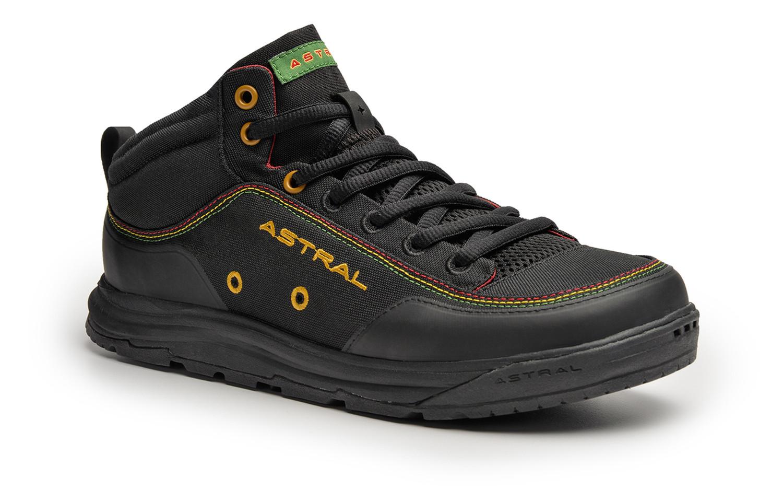 Astral Rassler 2.0 Boots in Rasta Black