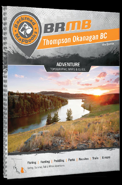 Thompson Okanagan Mapbook