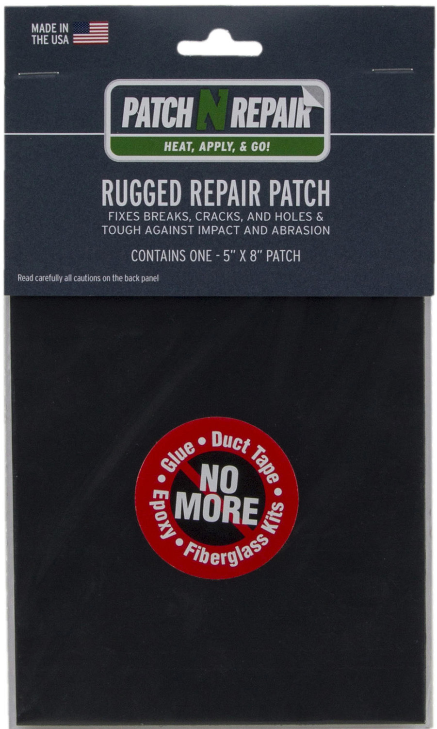 "Rugged Patch - 5"" x 8"""