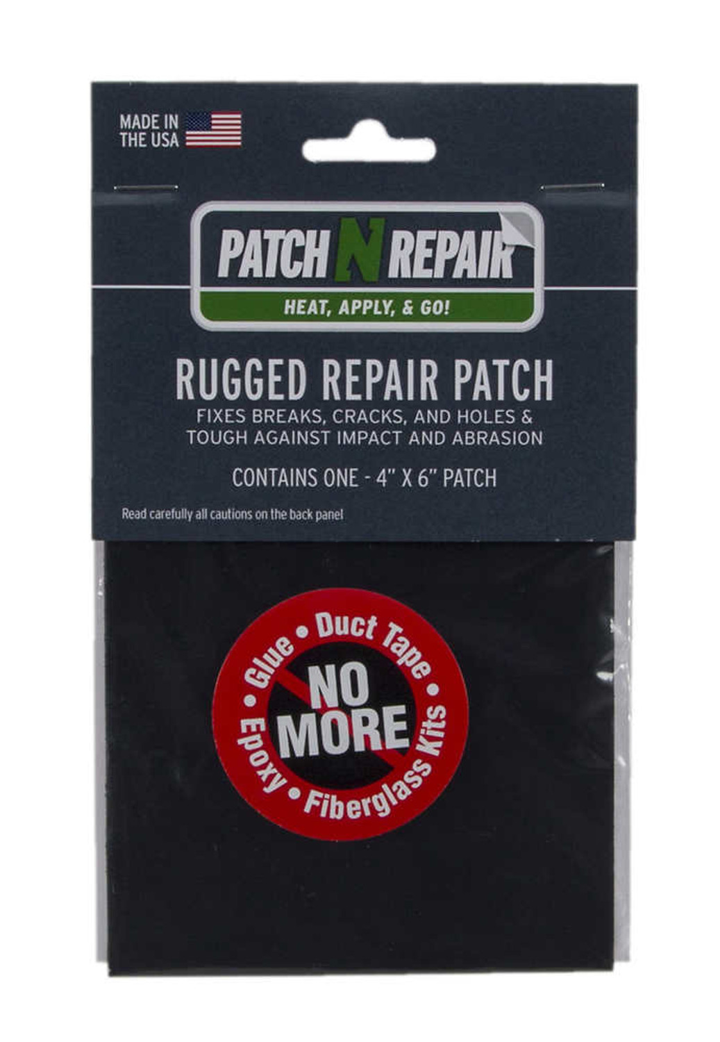 """Rugged Patch - 4"""" x 6"""""""