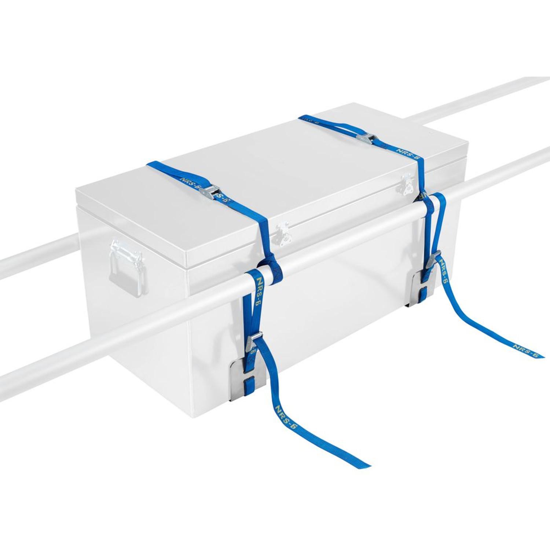 NRS Frame Adjustable Dry Box Mounts | Western Canoe Kayak
