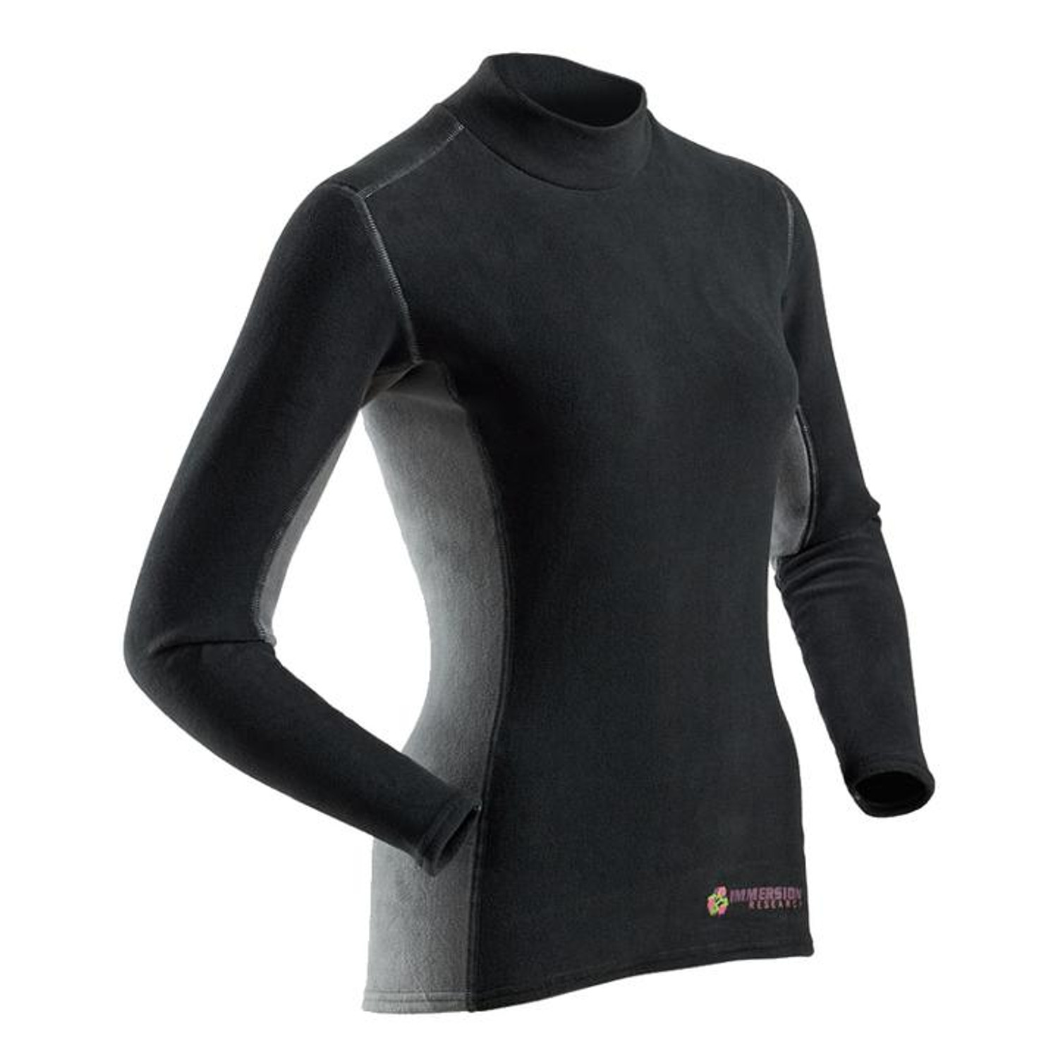 Women's Long Sleeve Thick Skin Top