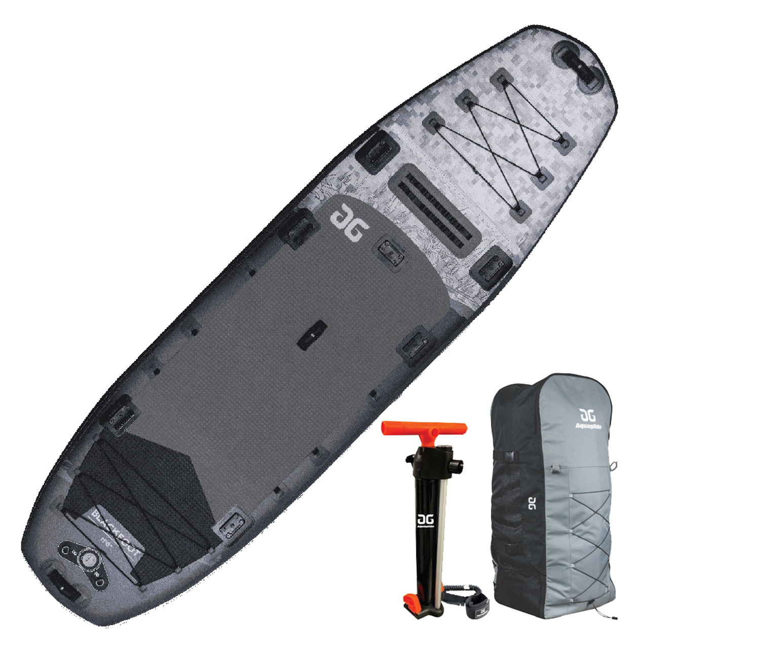 Blackfoot Angler SUP | Western Canoe and Kayak