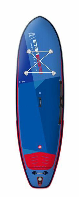 "iGo Deluxe DC 10'8"" x 33"" x 6"" - Top   Western Canoeing & Kayaking"