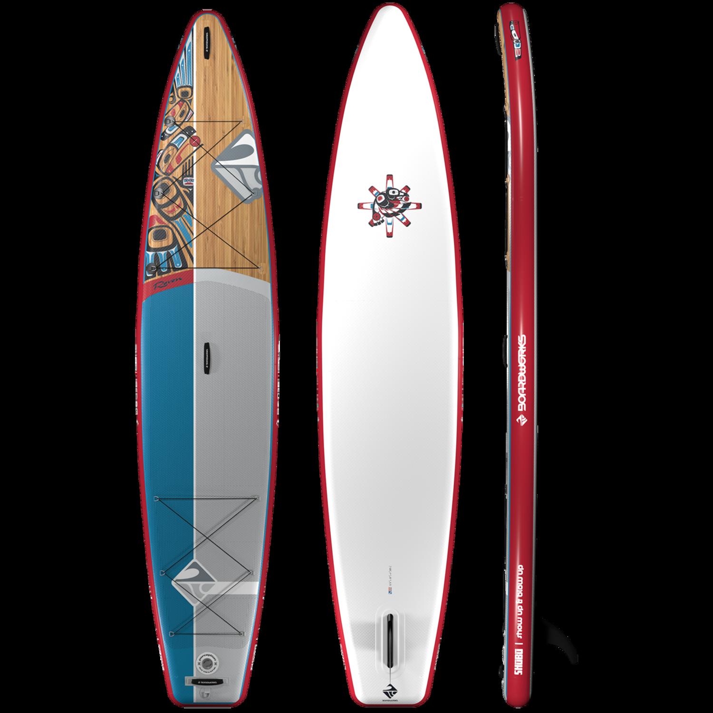 """SHUBU Raven 12'6""""   Western Canoeing & Kayaking"""