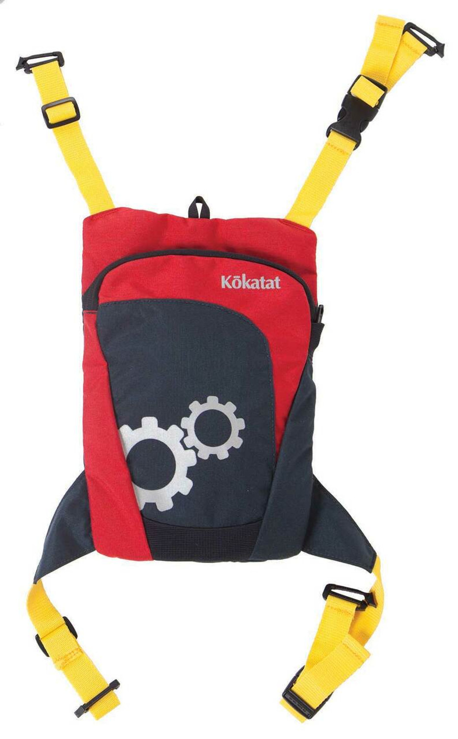 Tactic Pack - Red - Front   Western Canoeing & Kayaking