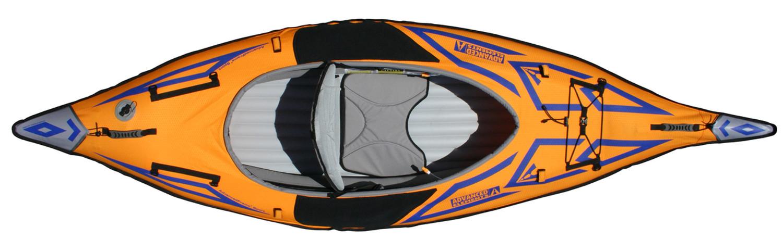 Advanced Frame Sport Model - Top View