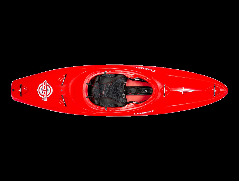Code L - Red - Top | Western Canoeing & Kayaking