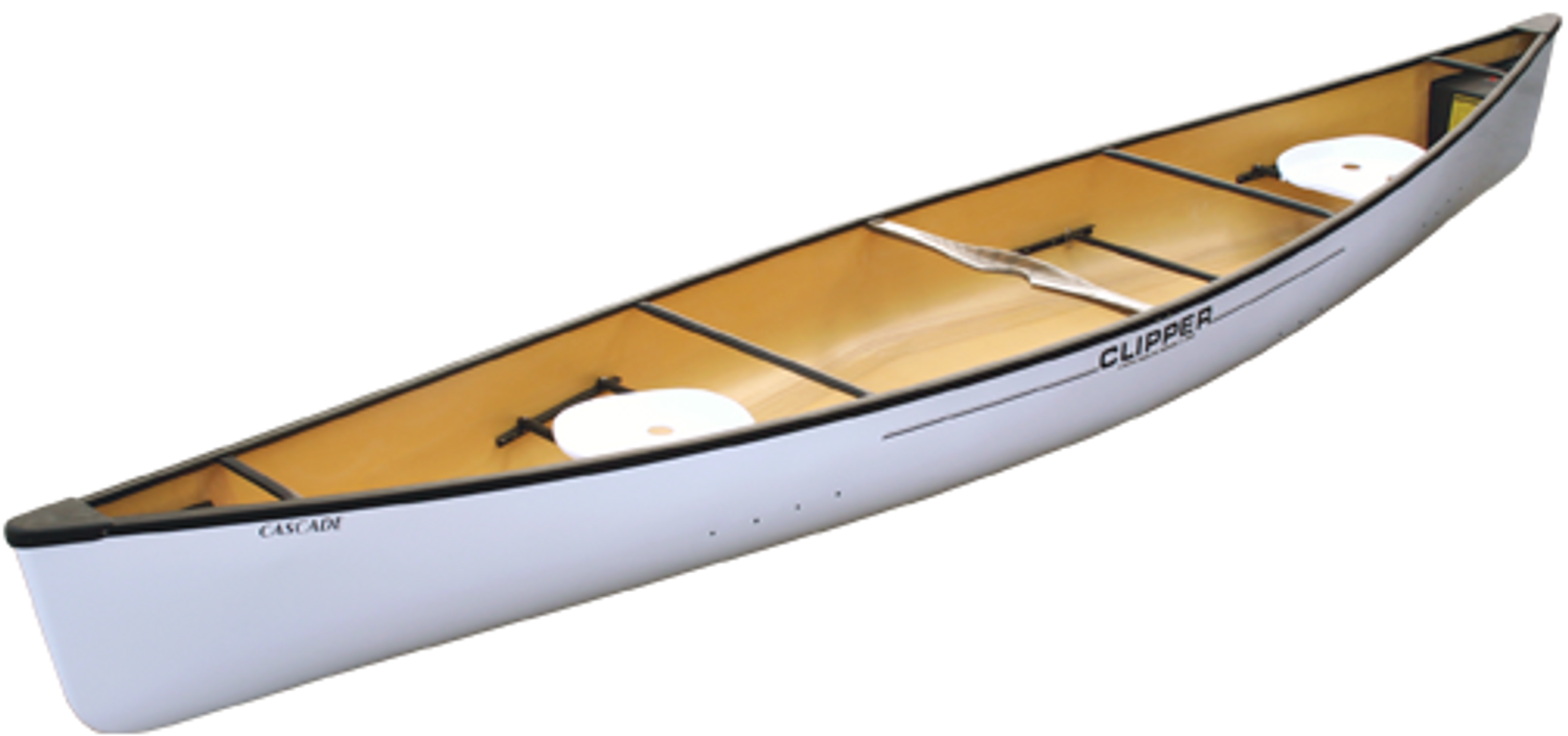 Cascade (Shown in White with Kevlar layup)