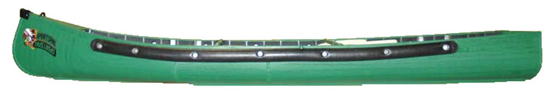 14' Wide Stern Canoe by Sportspal Side View