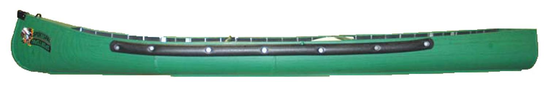 16' Wide Stern Canoe by Sportspal Side View