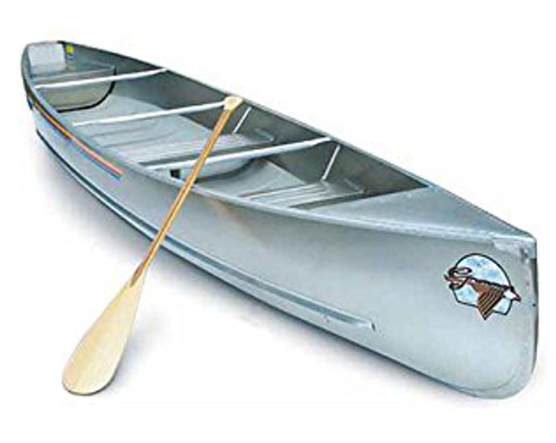 Grumman 17' Square Stern - Western Canoeing and Kayaking
