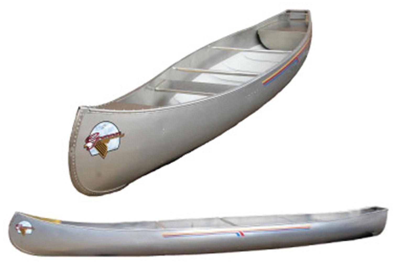 Grumman 19' Square Stern - Western Canoeing and Kayaking