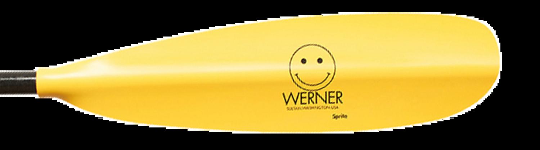 Werner Sprite Kids Kayak Paddle Blade