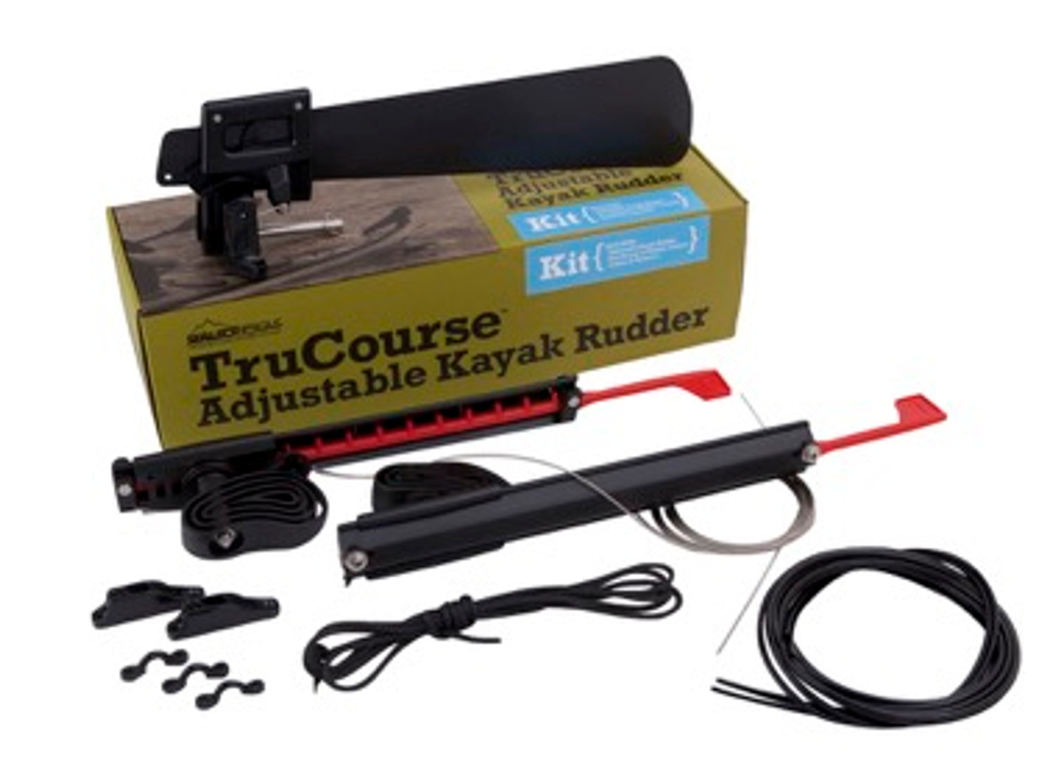TruCourse Rudder Kit
