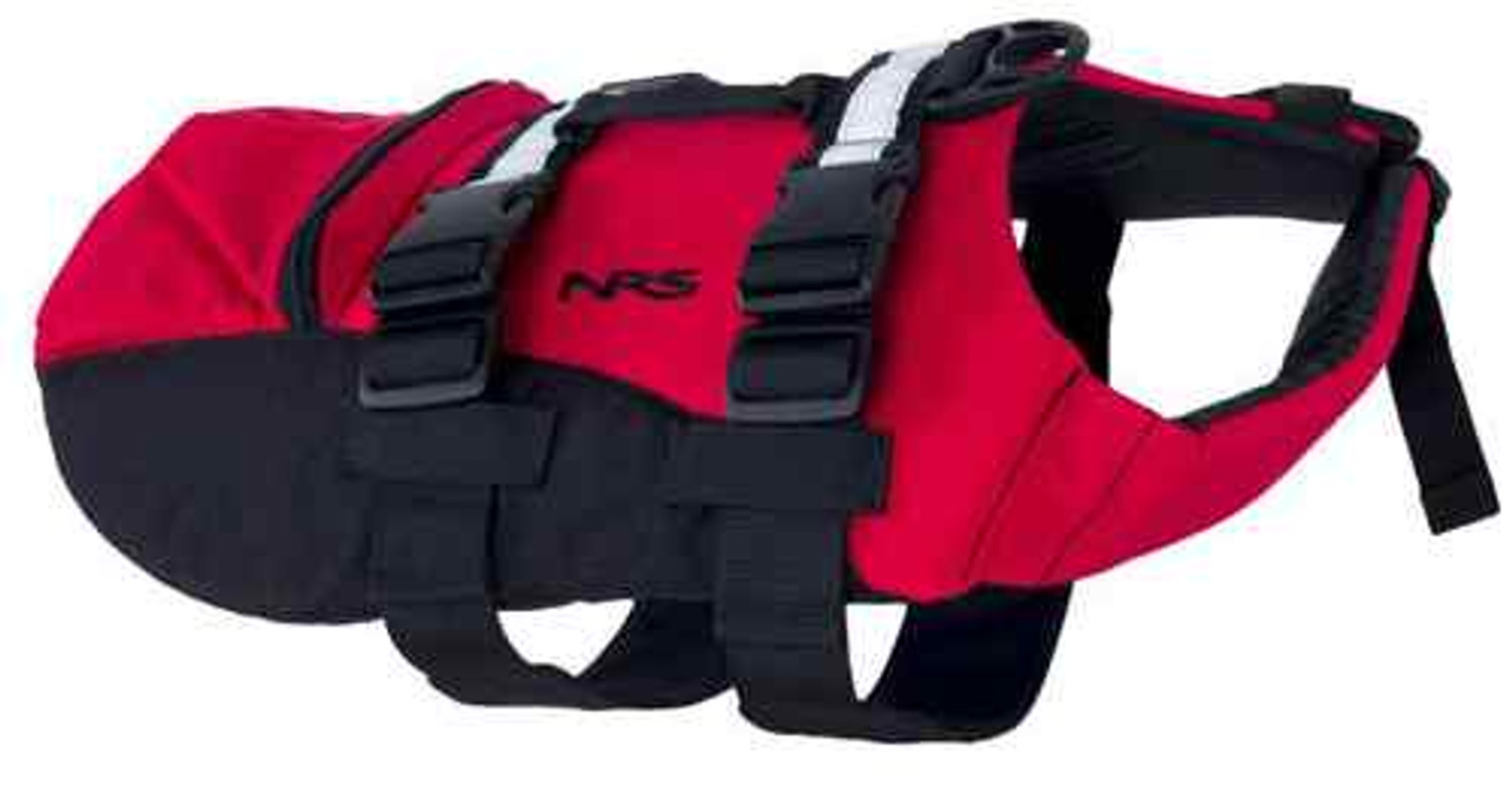 Dog PFD by NRS- side view