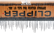 WCK's Top 10 Tips for Winter Boat Storage