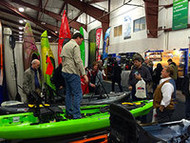 Day 1: BC Boat and Sportsman Show