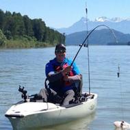 Hobie Pro Anglers on the Fraser.
