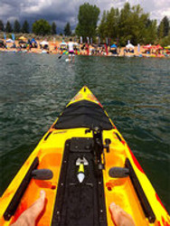 Test paddling the hot new gear for 2015